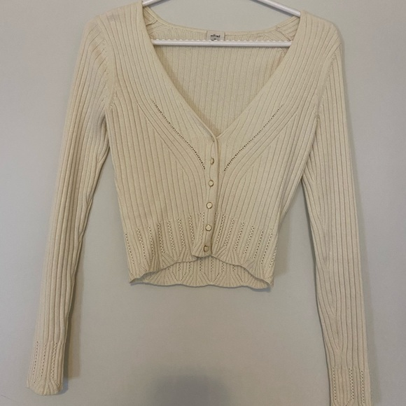 Wilfred Cropped Sweater size XS